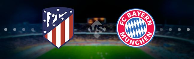 Atletico Madrid Bayern Munich