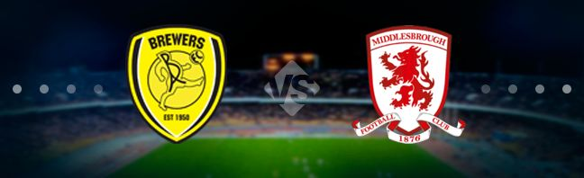 Burton Albion vs Middlesbrough Prediction 2 April 2018