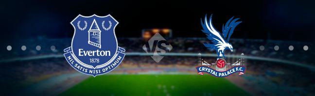 Everton host their guests Crystal Palace at the Goodison Park in Liverpool in the 9th game week of the English Premier League.