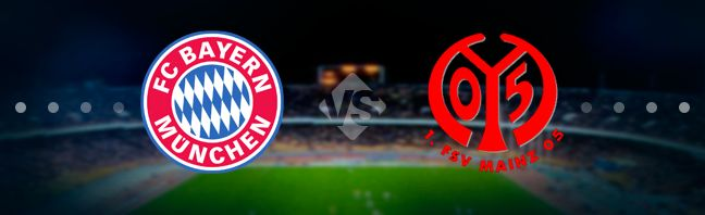 Bayern Munchen vs Mainz Prediction 31 August 2019