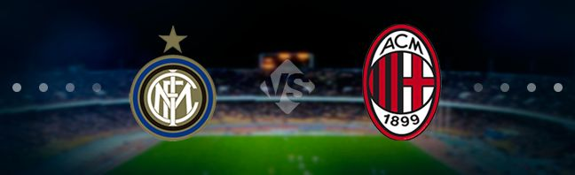 Internazionale host their guests Milan at the Stadio Giuseppe Meazza in the 9th game week of the Italian Serie A.