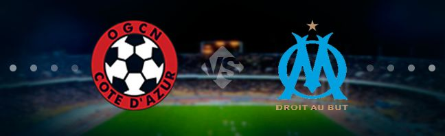 Nice host Olympique Marseille in the 10th game week of the French Ligue 1 at the Allianz Riviera Stadium.
