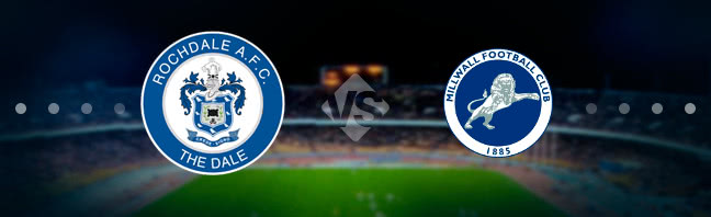 Rochdale vs Millwall Prediction 21 March 2017