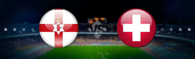 Northern Ireland vs Switzerland Prediction 9 November 2017