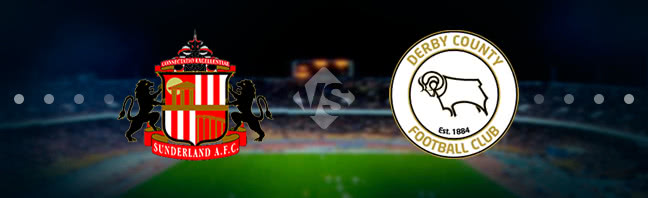 Sunderland vs Derby County Prediction 4 August 2017