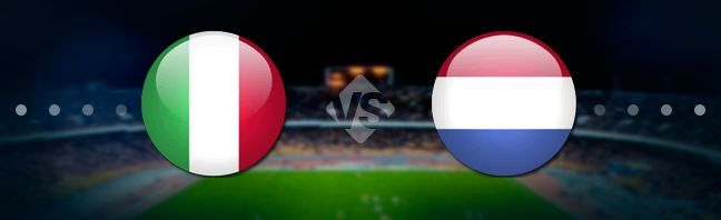 Italy vs Netherlands Prediction 4 June 2018
