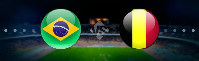 Brazil vs Belgium Prediction 6 July 2018