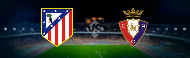 Atletico vs Osasuna Prediction 14 December 2019