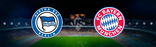 Hertha vs Bayern Prediction 19 January 2020