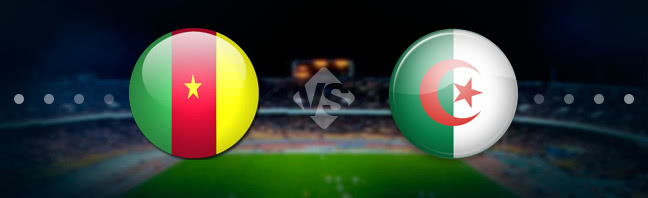 Cameroon vs Algeria Prediction 7 October 2017