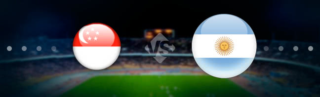 Singapore vs Argentina Prediction 13 June 2017