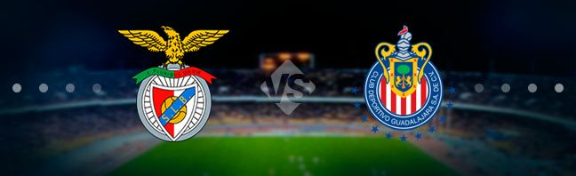 Benfica vs Guadalajara Prediction 20 July 2019