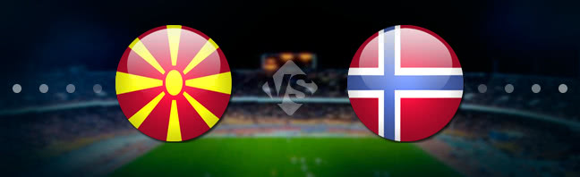 Macedonia vs Norway Prediction 11 November 2017
