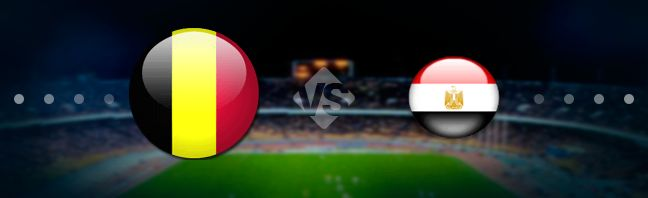 Belgium vs Egypt Prediction 6 June 2018
