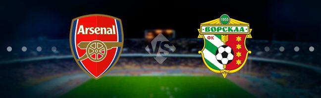 Arsenal vs Vorskla Prediction 20 September 2018