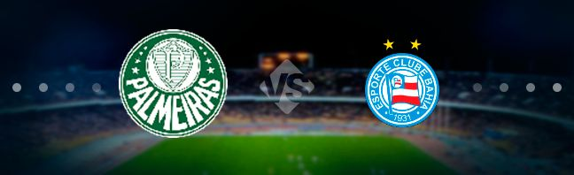 Palmeiras vs Bahia Prediction 11 August 2019