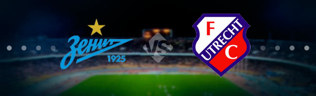 Zenit vs Utrecht Prediction 24 August 2017
