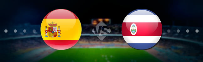 Spain vs Costa Rica Prediction 11 November 2017