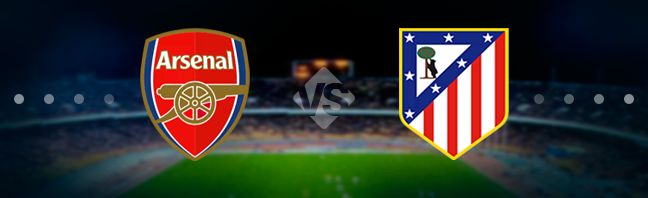 Arsenal Atletico Madrid