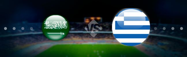 Saudi Arabia vs Greece Prediction 15 May 2018