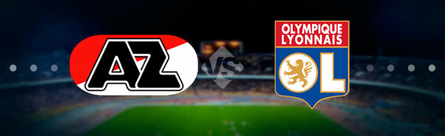 AZ Alkmaar vs Lyon Prediction 16 February 2017